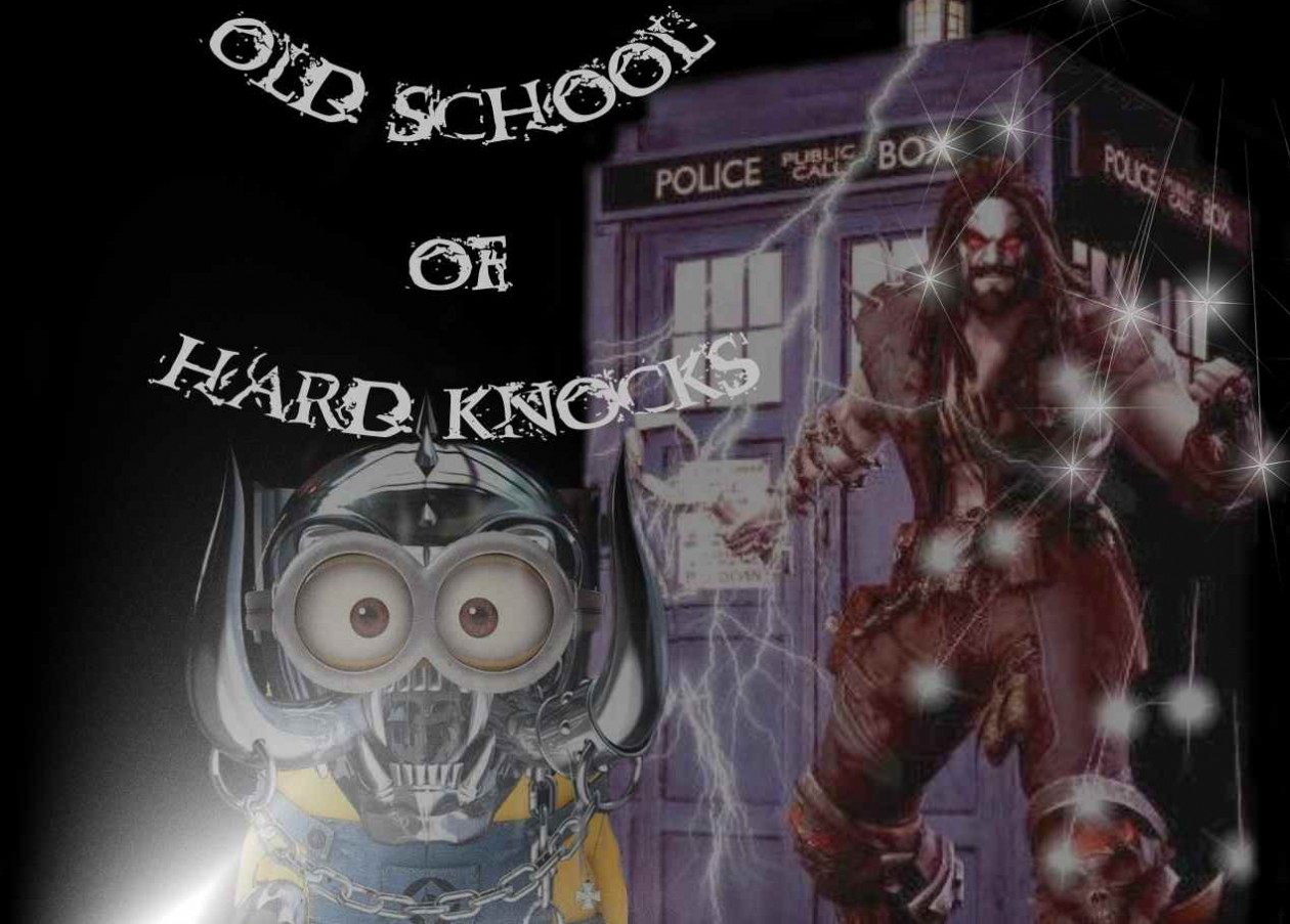 Oldschool of Hard Knocks – Kult und unkaputtbar